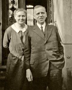 Dr. Rudolf und Amalie Schlosser © Eva Maria Birke-Steup