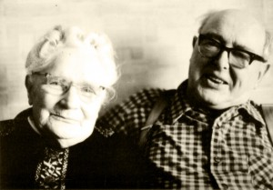 Fritz and Lina Waider helped with food supplies, a hiding place and contacts.
