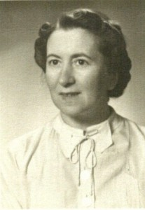 Charlotte Keller (photo 1930's). © Collection 2002.296, Case No. 2779, US Holocaust Memorial Museum, Washington D.C.